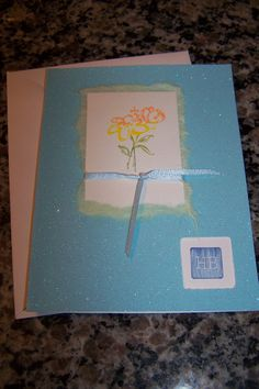 stampin up card