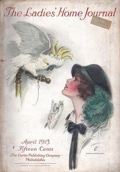Ladies Home Journal April 1913