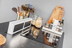 Kitchen details. IKEA kitchen