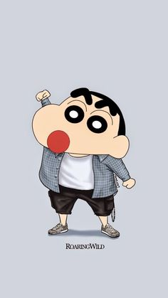 New Shinchan Wallpapers Hd Anime Wallpapers, Shin Chan Wallpapers, Doraemon Wallpapers, Funny Iphone Wallpaper, Disney Phone Wallpaper, Cartoon Wallpaper Iphone, Cute Cartoon Wallpapers, Wallpaper For Your Phone, Trendy Wallpaper