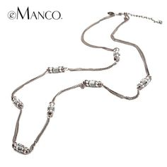 COMING SOON✌️ Elegant long Crystal silver chain station necklace.  NO TRADES ❌QUESTIONS FROM NON SERIOUS BUYERS DO NOT BUNDLE UNLESS YOU INTEND TO BUY ✂️DO NOT LOWBALL ⛔️NO PRICE COMMENTS ⁉️PRICE IS FIRM AND REFLECTED ON FEES AND COST Boutique Jewelry Necklaces