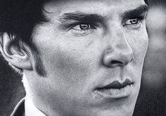 Realistic Celebrity Pencil Drawings by Natasha Kinaru | Inspiration Grid | Design Inspiration