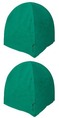 NuVue 30294 40 Inch All Season Plant Shrub Frost Protection Cover, Garden Green for sale online Garden Waste Bags, Frost, Cover, Green, Stuff To Buy, Ebay