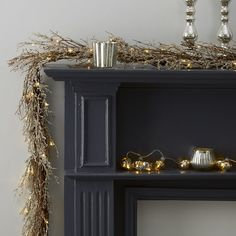 Adorn your home with festive spirit this Christmas with The White Company. Shop our luxury Wreaths and Garlands collection. Pre Lit Christmas Wreaths, Christmas Decorations Online, Christmas Fireplace, White Christmas, Christmas Holidays, Christmas Ideas, Merry Christmas Everybody, Wreaths And Garlands, The White Company