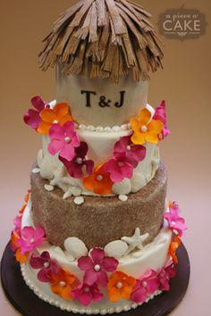 288 Best Beach Wedding Cakes Images Wedding Cakes Beach