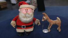 Rudolph & Santa Characters, ca. 1964 | Antiques Roadshow | PBS