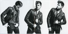 The Original High CD Booklet - Adam Lambert