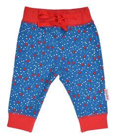 Baba Babywear sweet baby pants with heart print. baba-babywear.en.emilea.be
