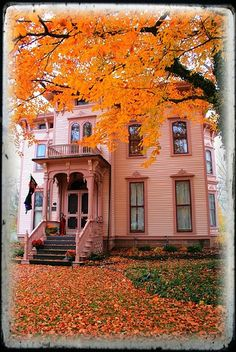 The House at the End of Autumn Street | Flickr - Photo Sharing!
