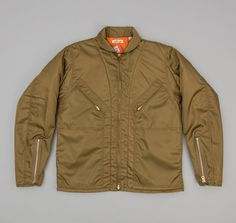 The Hill-Side J-1 Intermediate Quilted Jacket