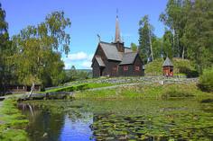 Progress along St. Olav's Way: The sights from Hamar to Lillehammer