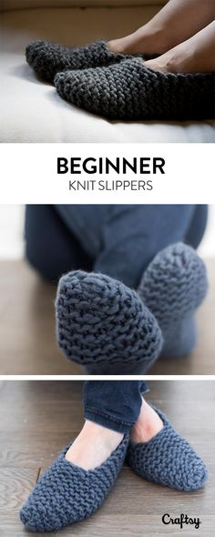 Explore beginner slipper projects, yarns, videos and more!