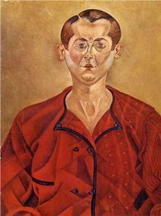 Self-Portrait - Joan Miro 1919