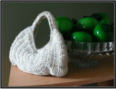 Free crochet pattern: Chic on the Halfshell