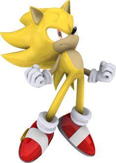 Super Sonic the Hedgehog by itsHelias94 on DeviantArt