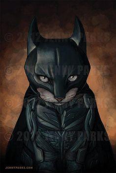 Crazy Cat Lady, Crazy Cats, Illustration Art Dessin, Illustrations, Gatos Cats, Super Cat, Photo Chat, Cat Character, Cat Drawing