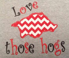 Love those hogs