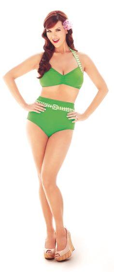 Sara Rues fab bikini bod