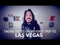 Observations On My First Trip To Las Vegas (by @Mike Falzone)