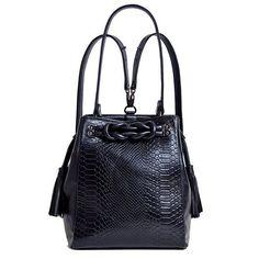 Esme backpack in black | Elyse & i