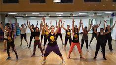 """Doh tell mi"" (Soca) - Zumba Fitness - Coreografía de Mónica Sánchez"