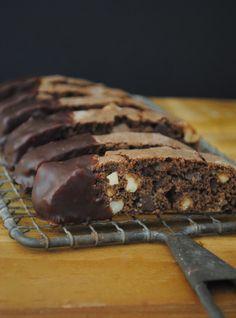 Chocolate Biscotti