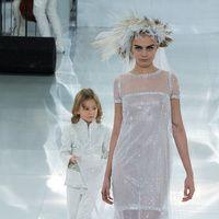 Fotos de Pasarela   Chanel Alta Costura, primavera-verano 2014, París Primavera Verano 2014 París   1 de 65