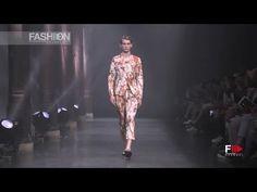 SONGZIO Menswear Spring Summer 2016 Paris by Fashion Channel