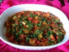 Eggplant TURKISH CUISINE Want to try this recipe when I can get some Cubanelle (long sweet peppers)peppers. Available at Chinese Grocery Store in Jan. Mini Eggplant Recipe, Eggplant Recipes, Middle East Food, Middle Eastern Recipes, Turkish Recipes, Italian Recipes, Turkish Kitchen, Fish And Meat, Fresh Fruits And Vegetables