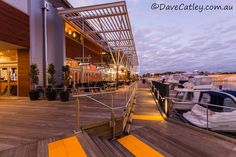 #Boardwalk at Hillary Boat Harbour, #Perth, WA. #WesternAustralia