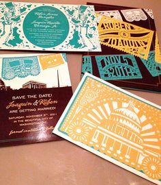 mexican wedding invitations - Google Search