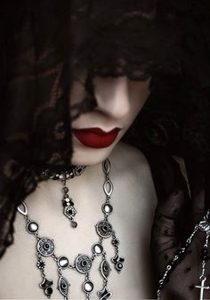 Pretty sexy girl dark fantasy with mad scientist