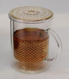 Le #mug double parois Place Pigalle  http://www.decotendency.com/a-table/mug-double-parois-silo-design-27236 #vaisselle #déco #design
