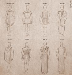 After a loong time I finally made them! Ancient Greek clothing for men! And check out women's clothing For more sketches: theerosandpsychepro. Ancient Greek Clothing for Men Ancient Greek Dress, Ancient Greece Clothing, Ancient Greece Fashion, Ancient Roman Clothing, Ancient Greek Art, Ancient Greek Costumes, Greek Men, Greek Gods, Greece Outfit