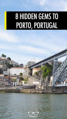 11 Hidden Gems to Porto (and guide to the best FUN things to do in. Things to do in Porto Porto Portugal, Visit Portugal, Spain And Portugal, Portugal Trip, Portugal Travel Guide, Europe Travel Guide, Travel Destinations, Travelling Europe, Travel Guides