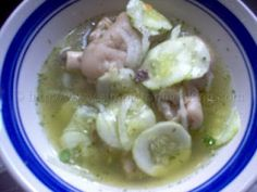 Pigfoot Souse