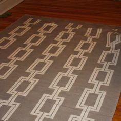 DIY Rugs! Amazing!!: 17 Painted Rug Tutorials {rugs to make}