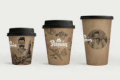 Cafe Branding: 'Pelman Handmade Cafe' by G-Sign
