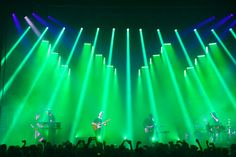 Image result for which band has the best concert lighting