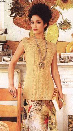 #ClippedOnIssuu from Vogue knitting 2010 fall