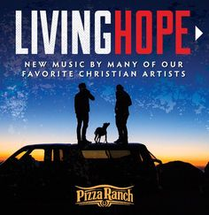 This new 12 track CD features some of the most popular names in Christian Music. Available at Pizza Ranch restaurants and online through August Genesis Creation, Days Of Creation, Music Tv, New Music, Pizza Ranch, Most Popular Names, Mission Vision, Vision Statement, Gods Not Dead