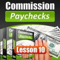Commission Paychecks - Affiliate Marketing - Lesson 10 | Seth Bryant