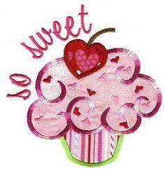 Hearts Aplenty 1 Applique - 4 Sizes! | Valentine's Day | Machine Embroidery Designs | SWAKembroidery.com Designs by Juju