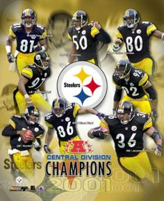 See the steelers in a super bowl.
