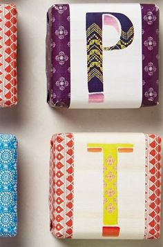 print & pattern featured Anthropologie's Soap packaging
