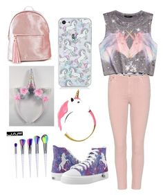 Unicorn Outfit by delnazzz on Polyvore