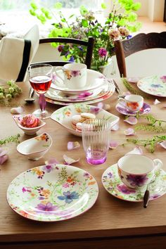 25 Best Villeroy And Boch Marie Fleur Collection Images