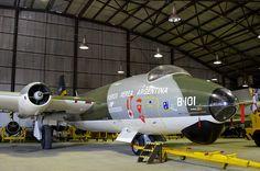 Canberra Mk.62 B101 Pelícano