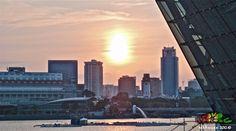 Sunset & Merlion @ Singapore ... - Mkhouse 2012