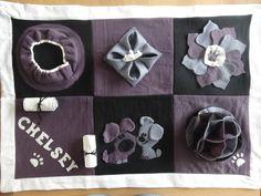 Snuffel/puzzelkleed 6-vaks kleed